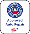 Los Angeles Auto Repair - AAA Logo